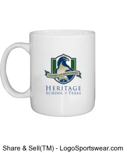 Heritage Logo Coffee Mug Design Zoom